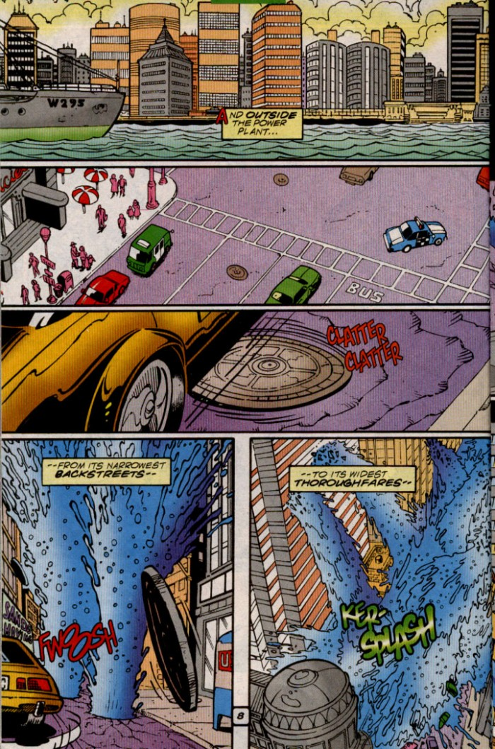 Sonic - Archie Adventure Series June 2000 Page 8