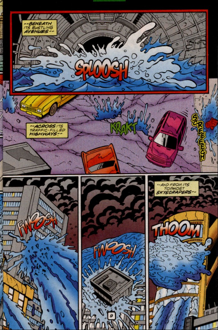 Sonic - Archie Adventure Series June 2000 Page 9