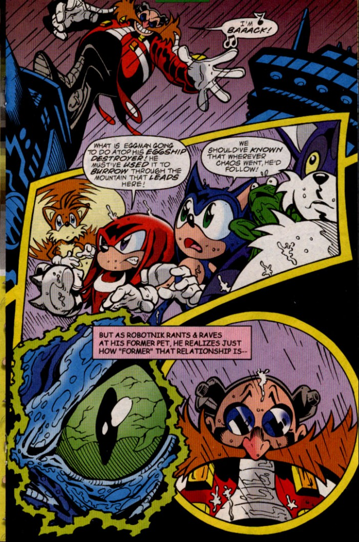 Sonic - Archie Adventure Series June 2000 Page 14