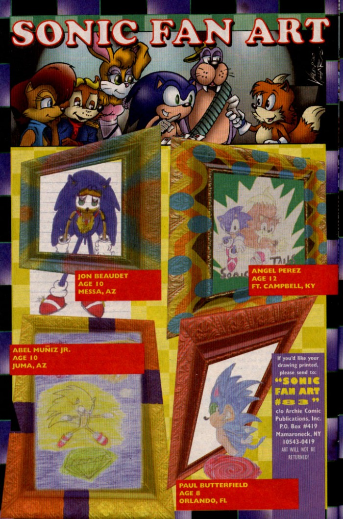 Sonic - Archie Adventure Series June 2000 Page 26