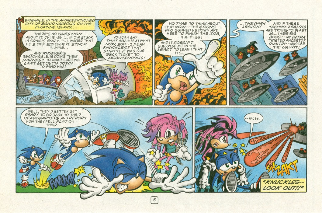 Sonic - Archie Adventure Series (Special) 2000a  Page 07