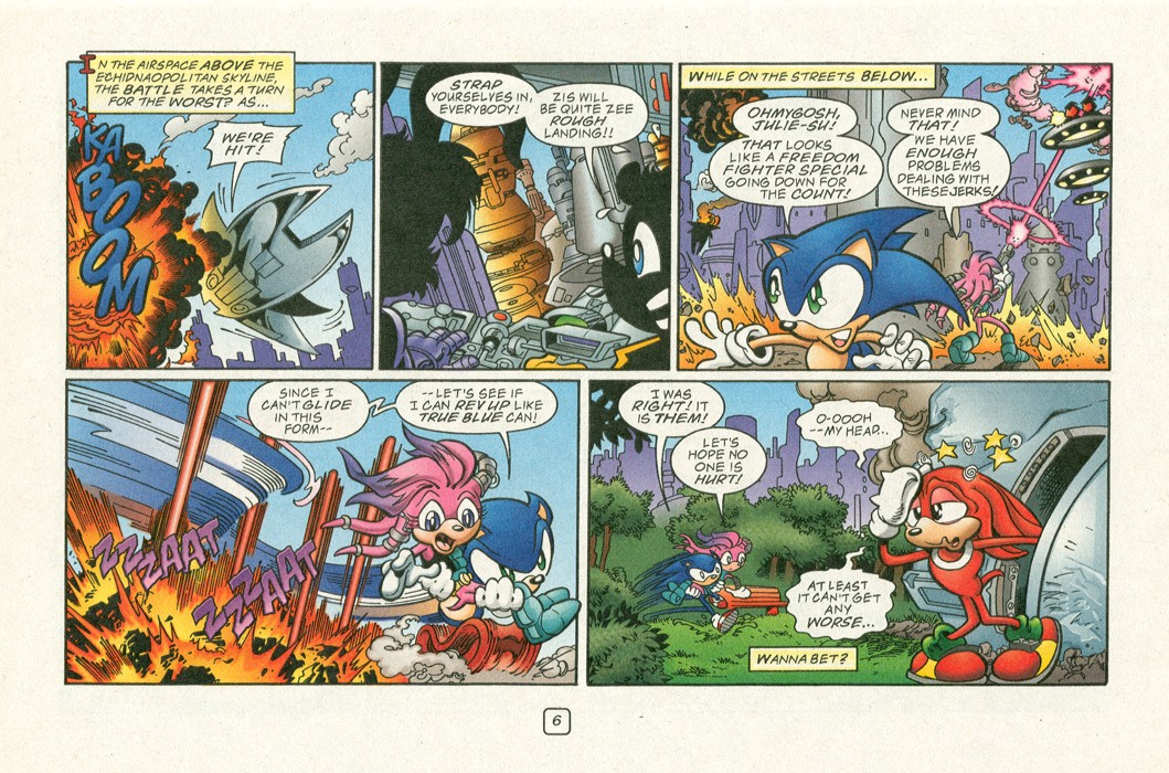 Sonic - Archie Adventure Series (Special) 2000a  Page 08