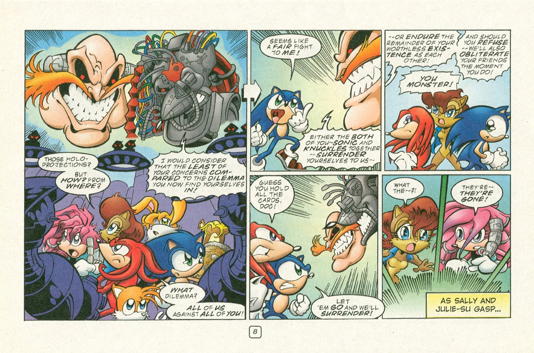 Sonic - Archie Adventure Series (Special) 2000a  Page 10