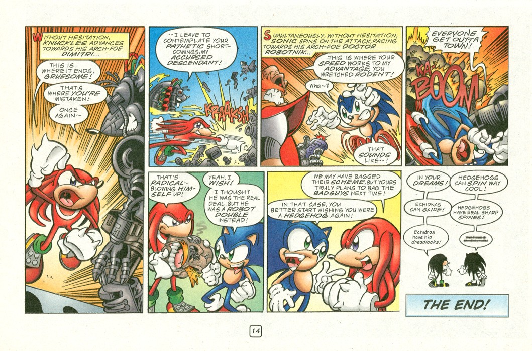 Sonic - Archie Adventure Series (Special) 2000a  Page 16