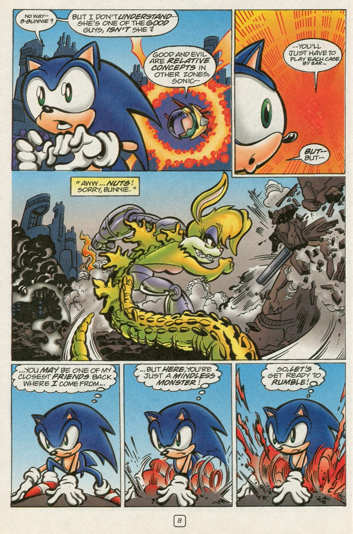 Sonic - Archie Adventure Series (Special) 2000a  Page 24
