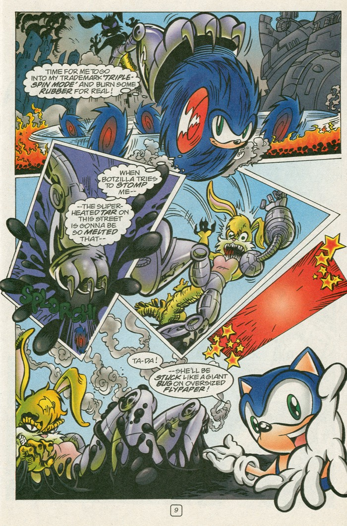 Sonic - Archie Adventure Series (Special) 2000a  Page 25