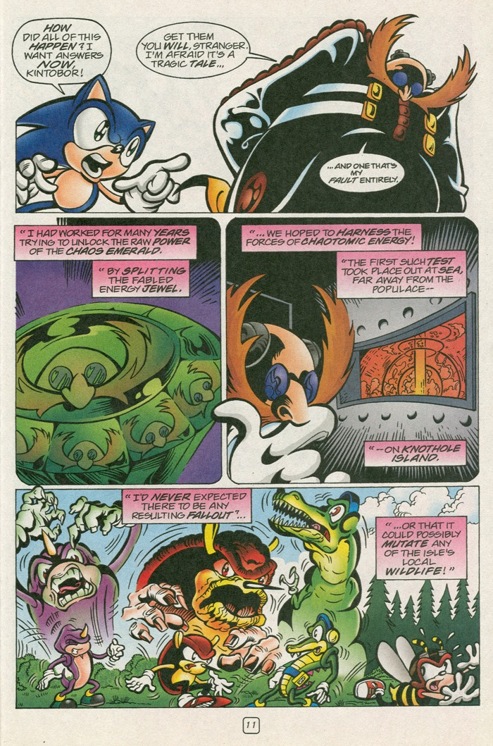 Sonic - Archie Adventure Series (Special) 2000a  Page 27