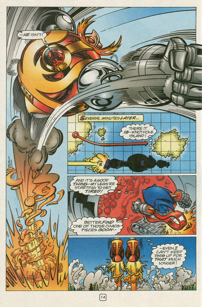 Sonic - Archie Adventure Series (Special) 2000a  Page 30