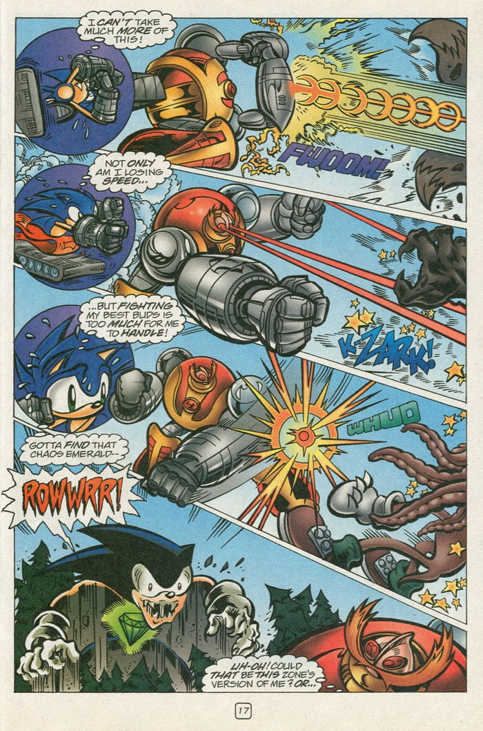 Sonic - Archie Adventure Series (Special) 2000a  Page 33