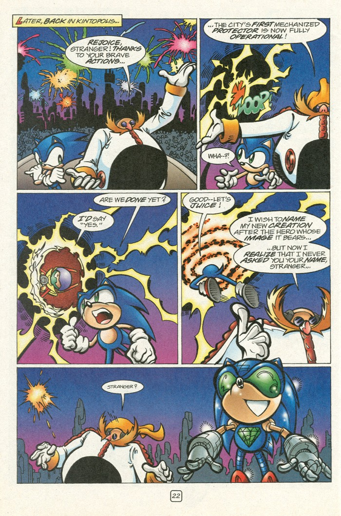 Sonic - Archie Adventure Series (Special) 2000a  Page 38