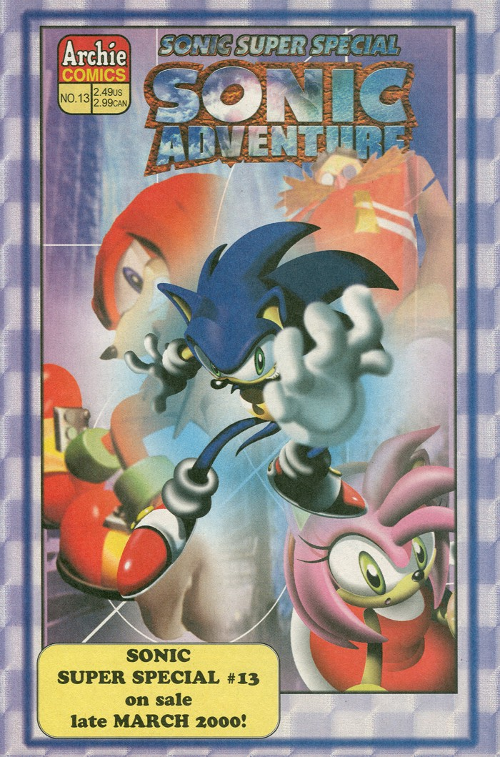 Sonic - Archie Adventure Series (Special) 2000a  Page 42