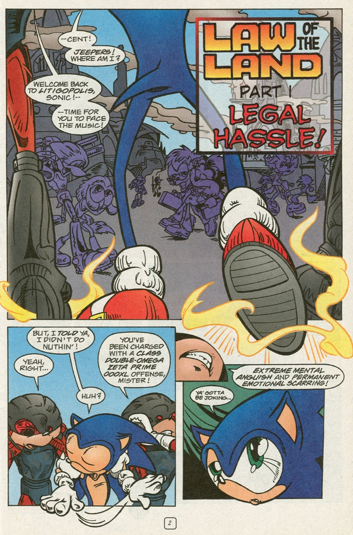 Sonic - Archie Adventure Series (Special) 2000c  Page 03