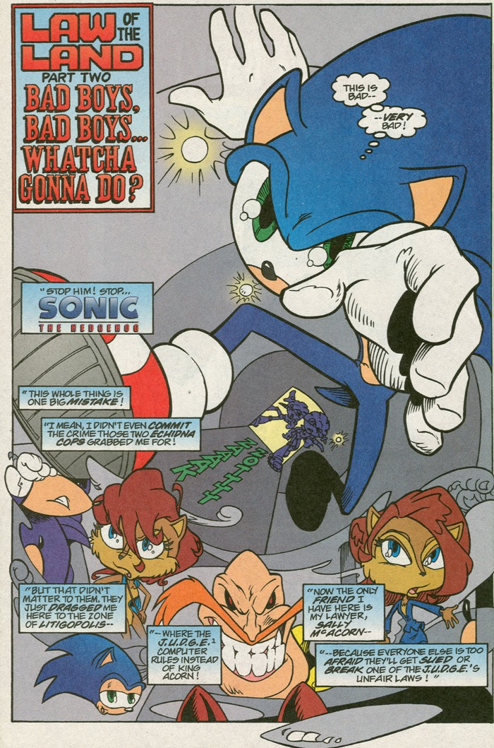 Sonic - Archie Adventure Series (Special) 2000c  Page 08