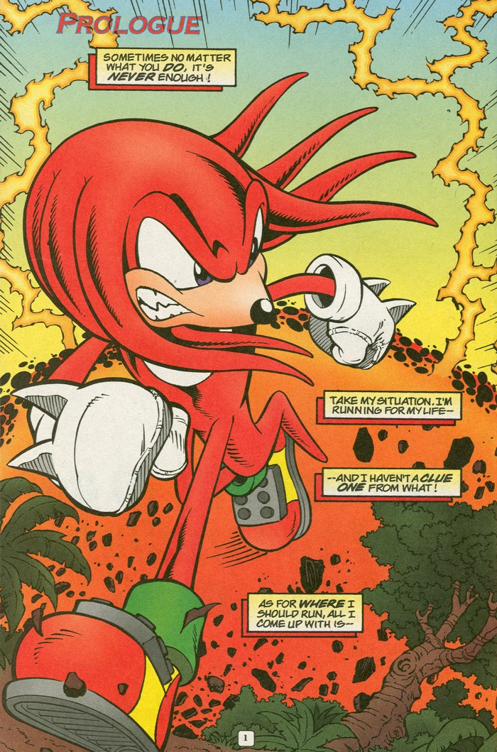Sonic - Archie Adventure Series (Special) 2000c  Page 14