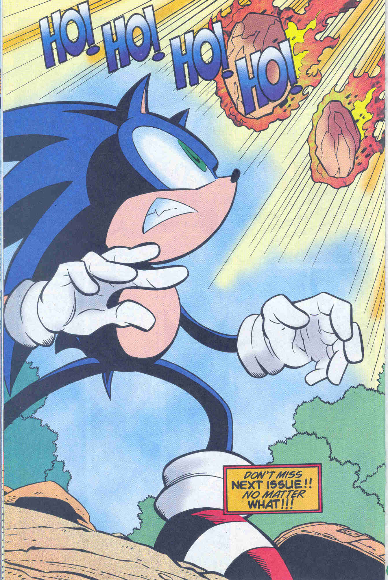 Sonic - Archie Adventure Series January 2001 Page 15