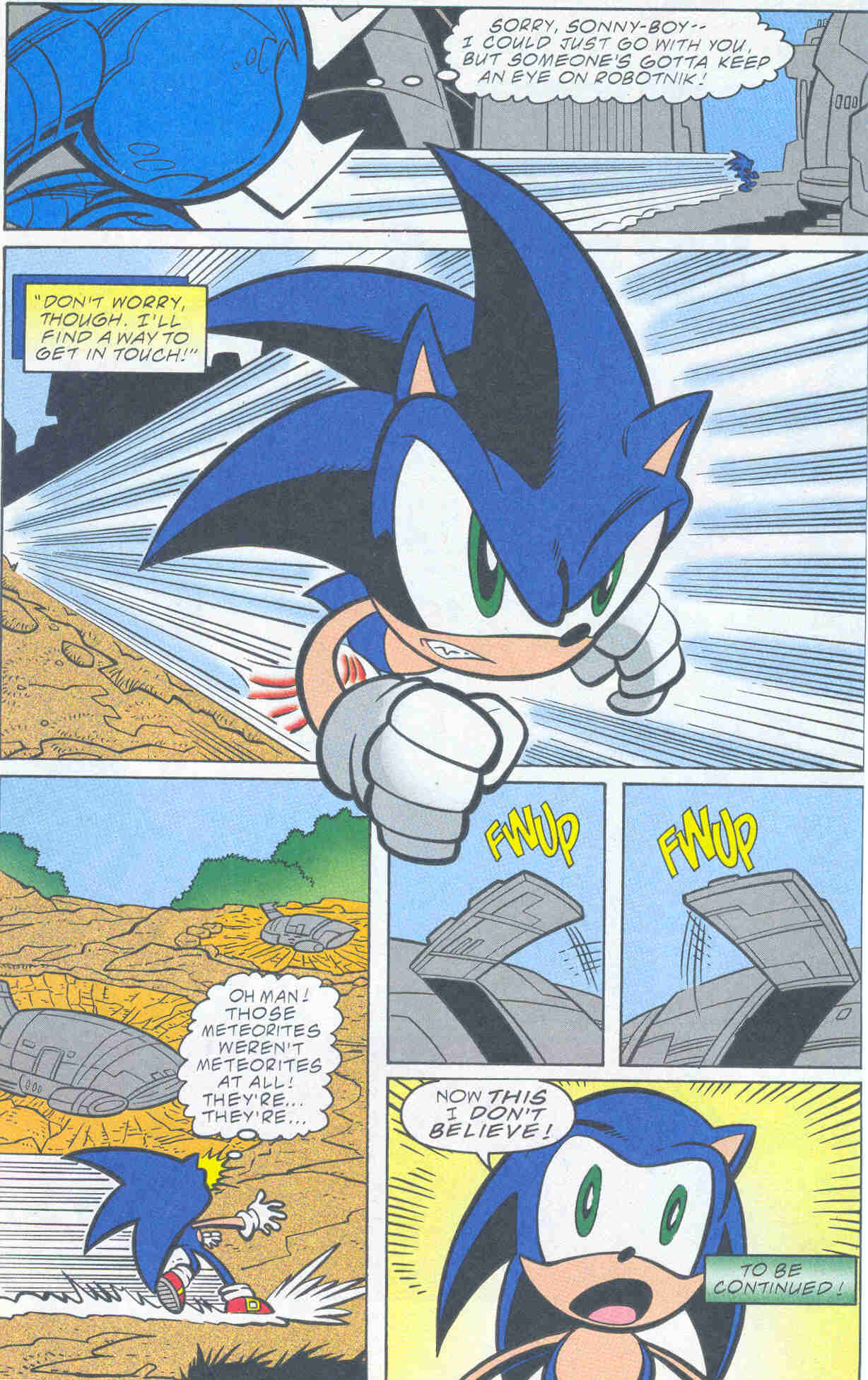 Sonic - Archie Adventure Series February 2001 Page 16
