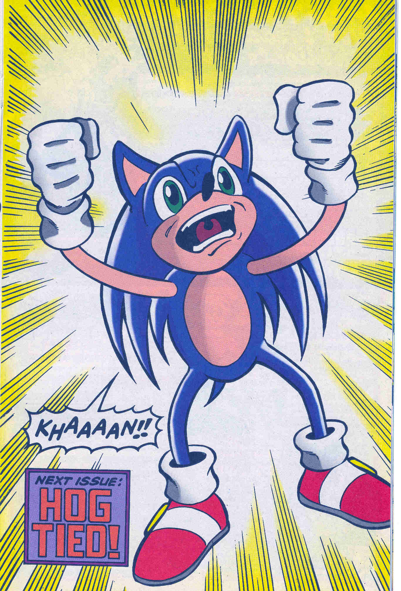 Sonic - Archie Adventure Series March 2001 Page 16