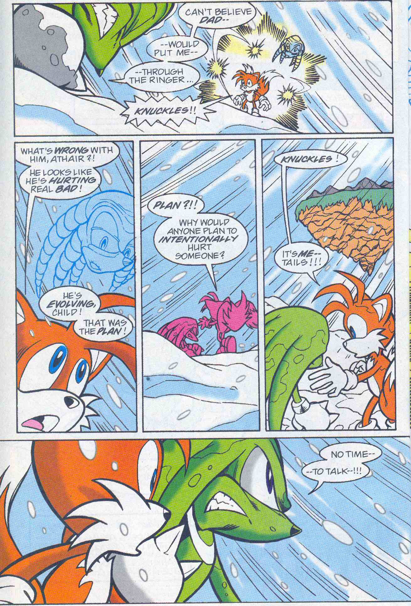 Sonic - Archie Adventure Series May 2001 Page 18