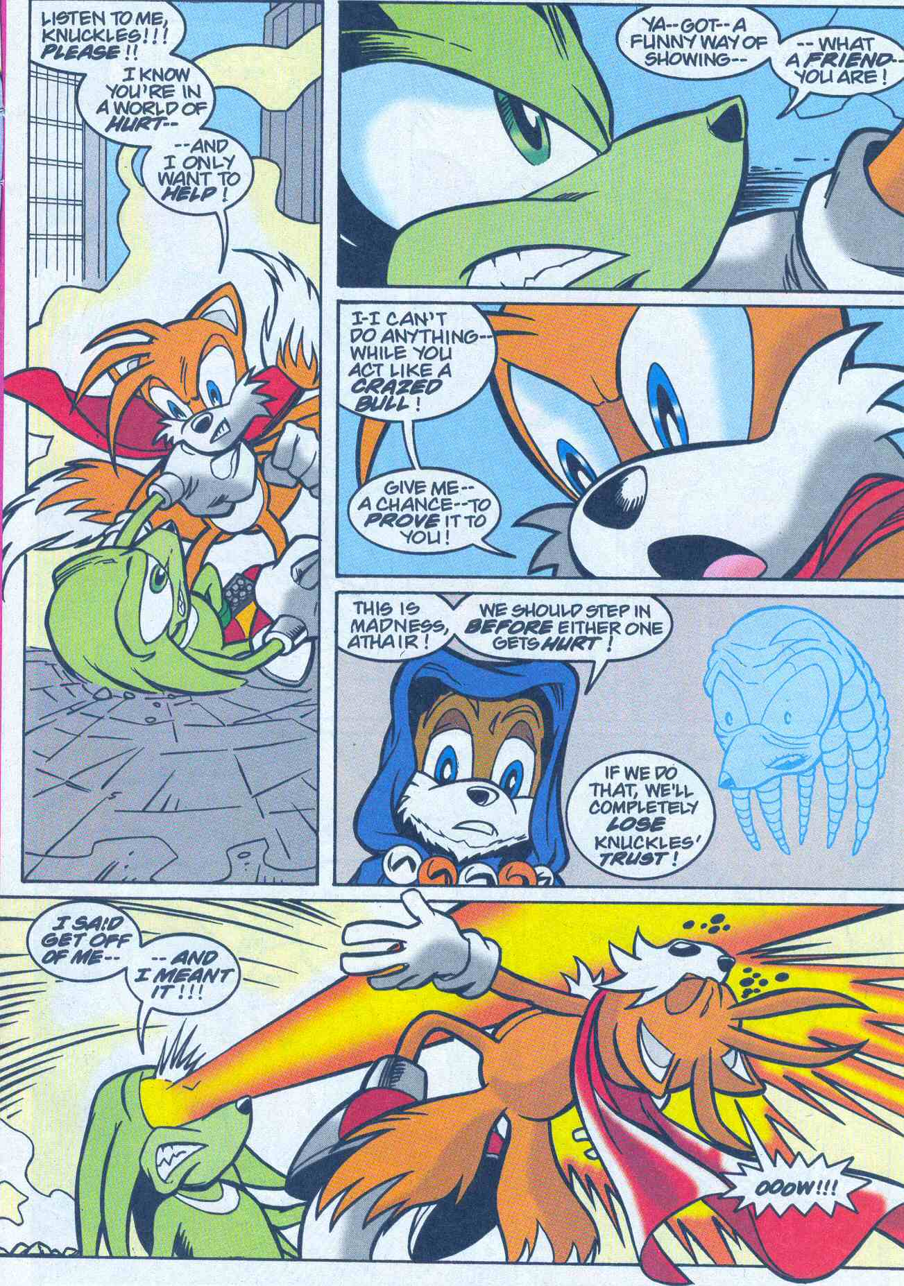 Sonic - Archie Adventure Series July 2001 Page 19