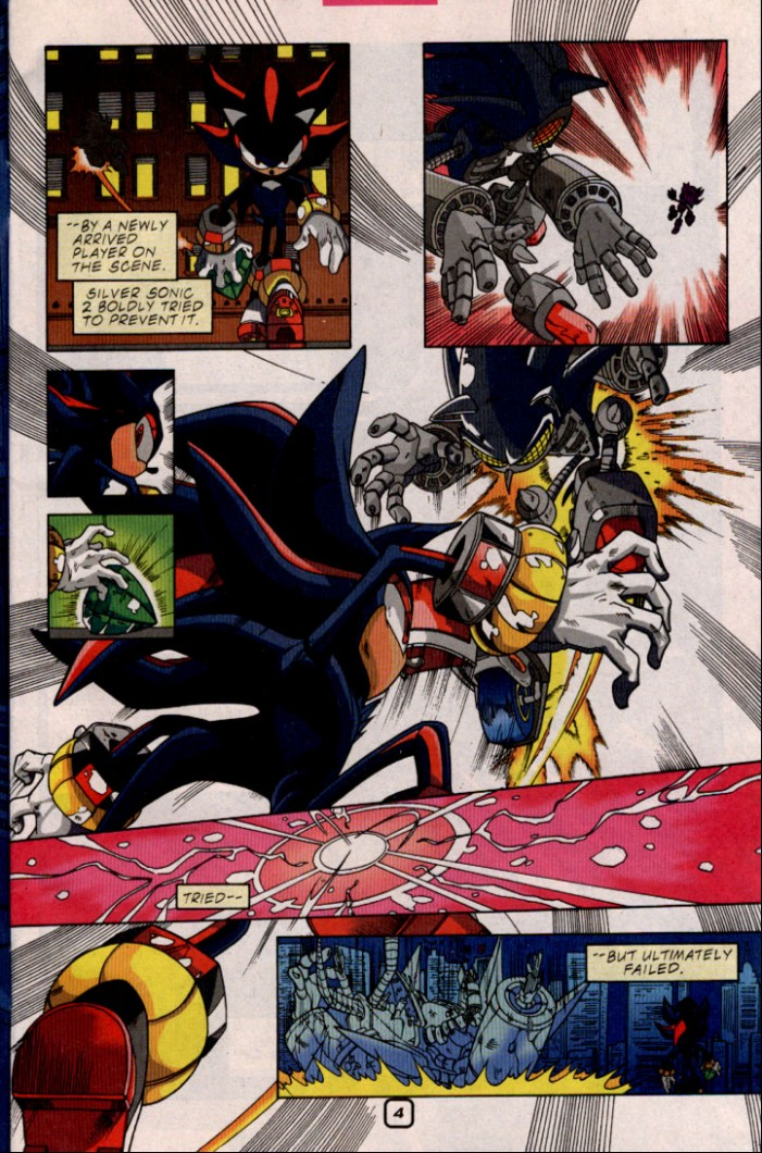 Sonic - Archie Adventure Series July 2001 Page 5