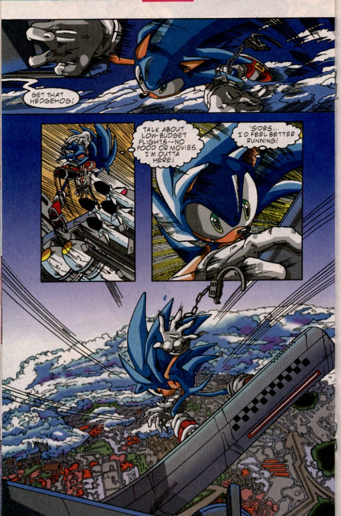 Sonic - Archie Adventure Series July 2001 Page 14