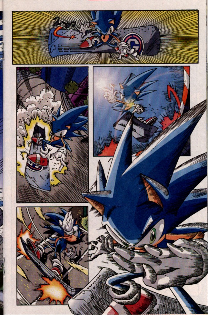 Sonic - Archie Adventure Series July 2001 Page 15