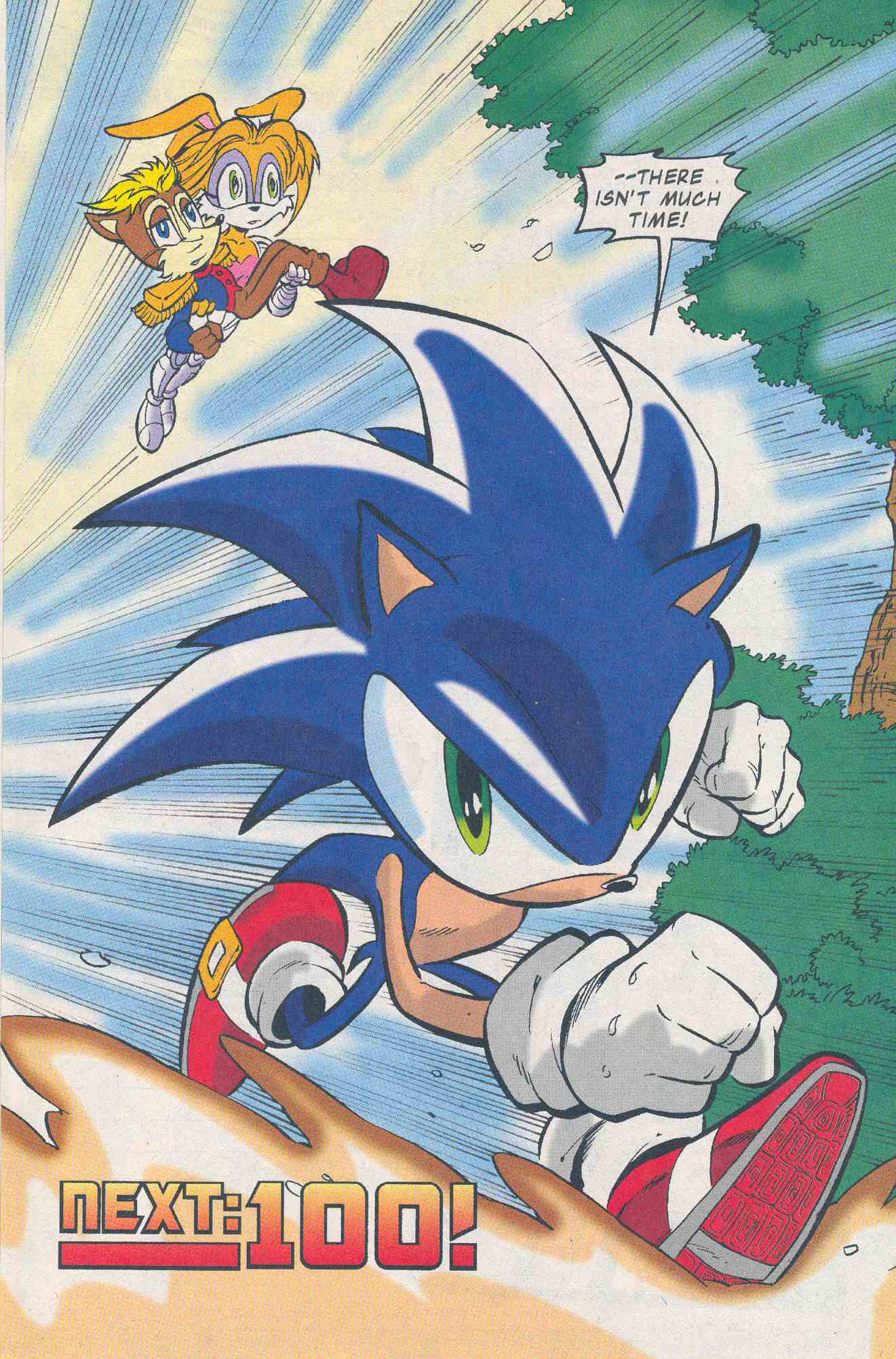 Sonic - Archie Adventure Series August 2001 Page 16