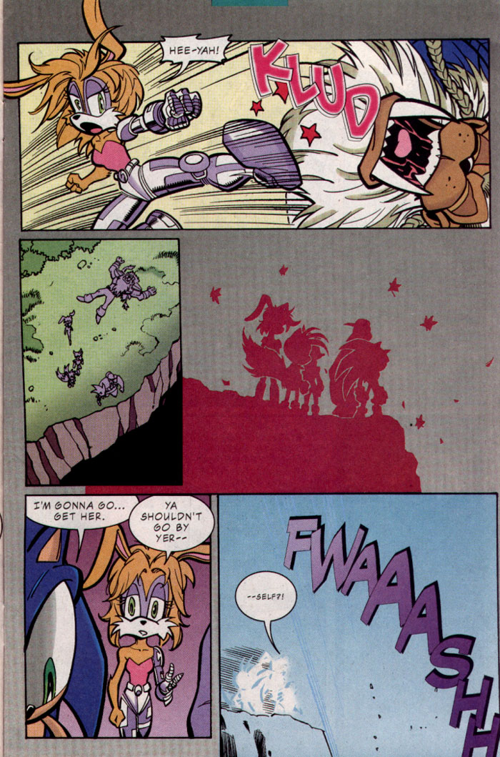 Sonic - Archie Adventure Series October 2001 Page 8