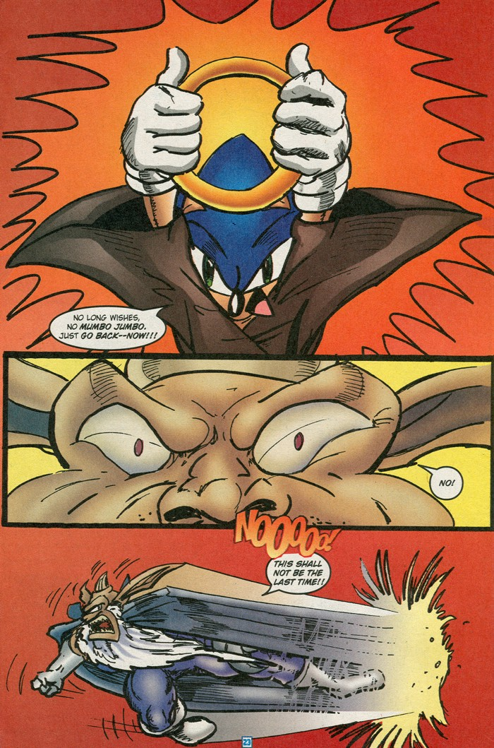 Sonic - Archie Adventure Series (Special) 2001a  Page 25