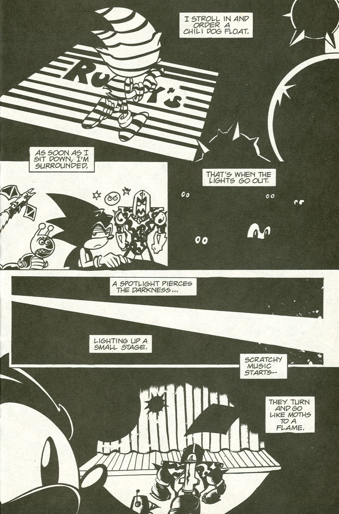 Sonic - Archie Adventure Series (Special) 2001a  Page 31