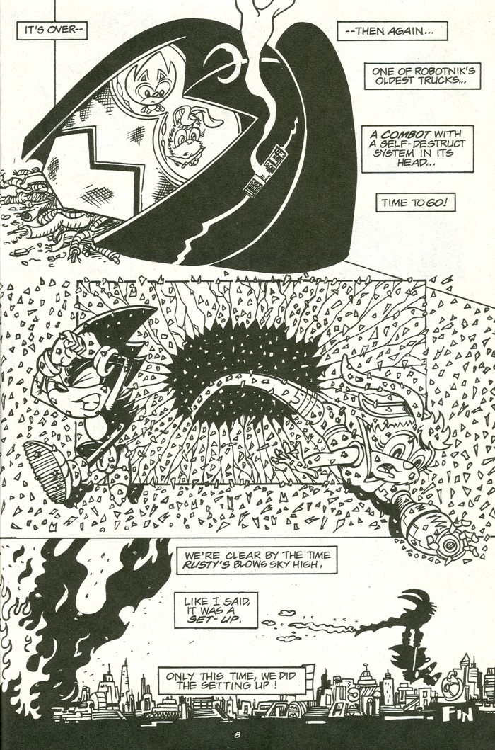 Sonic - Archie Adventure Series (Special) 2001a  Page 35