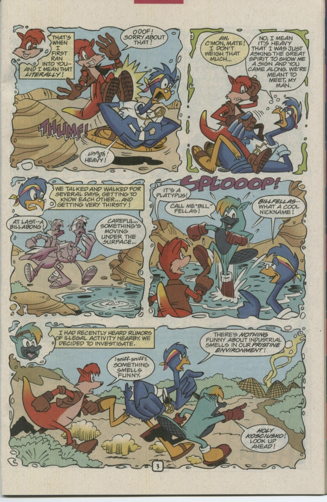 Sonic - Archie Adventure Series January 2002 Page 22