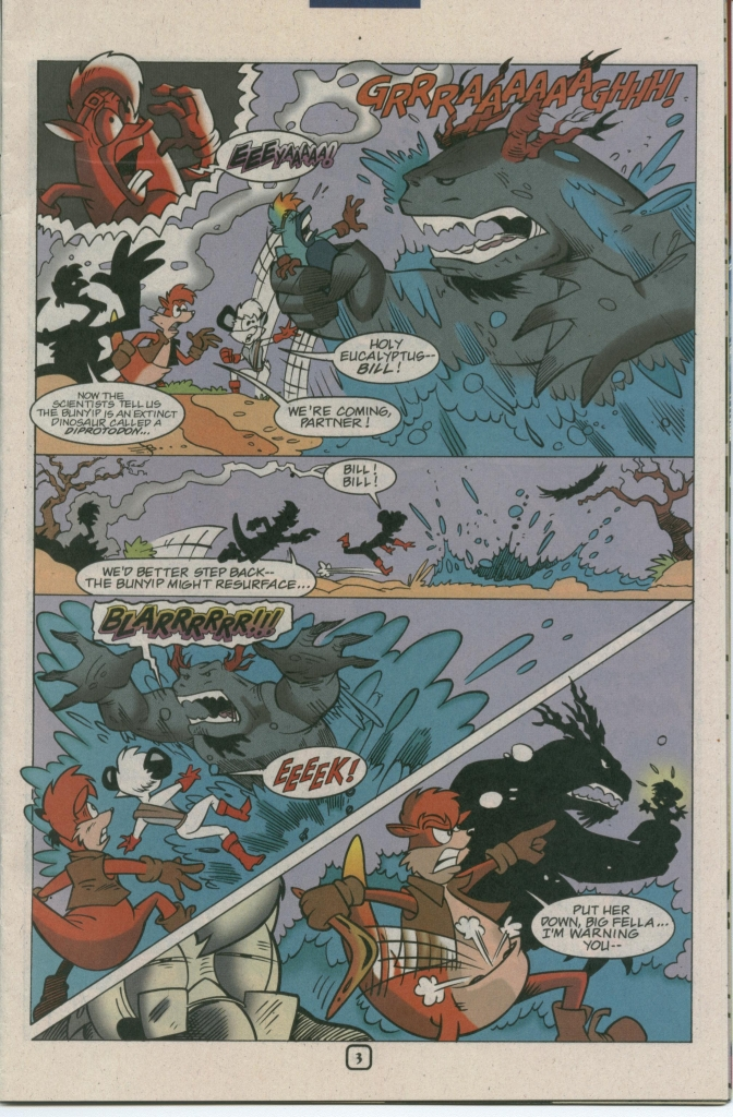 Sonic - Archie Adventure Series February 2002 Page 24