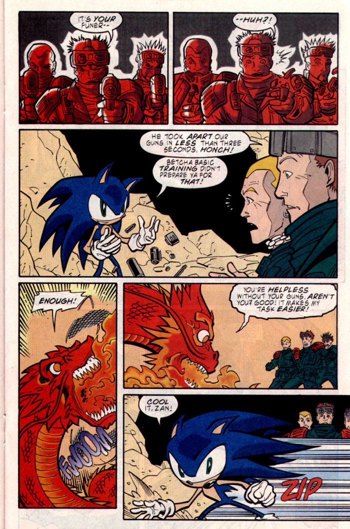 Sonic - Archie Adventure Series April 2002 Page 12