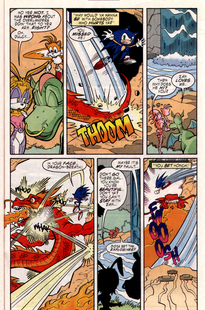 Sonic - Archie Adventure Series April 2002 Page 14
