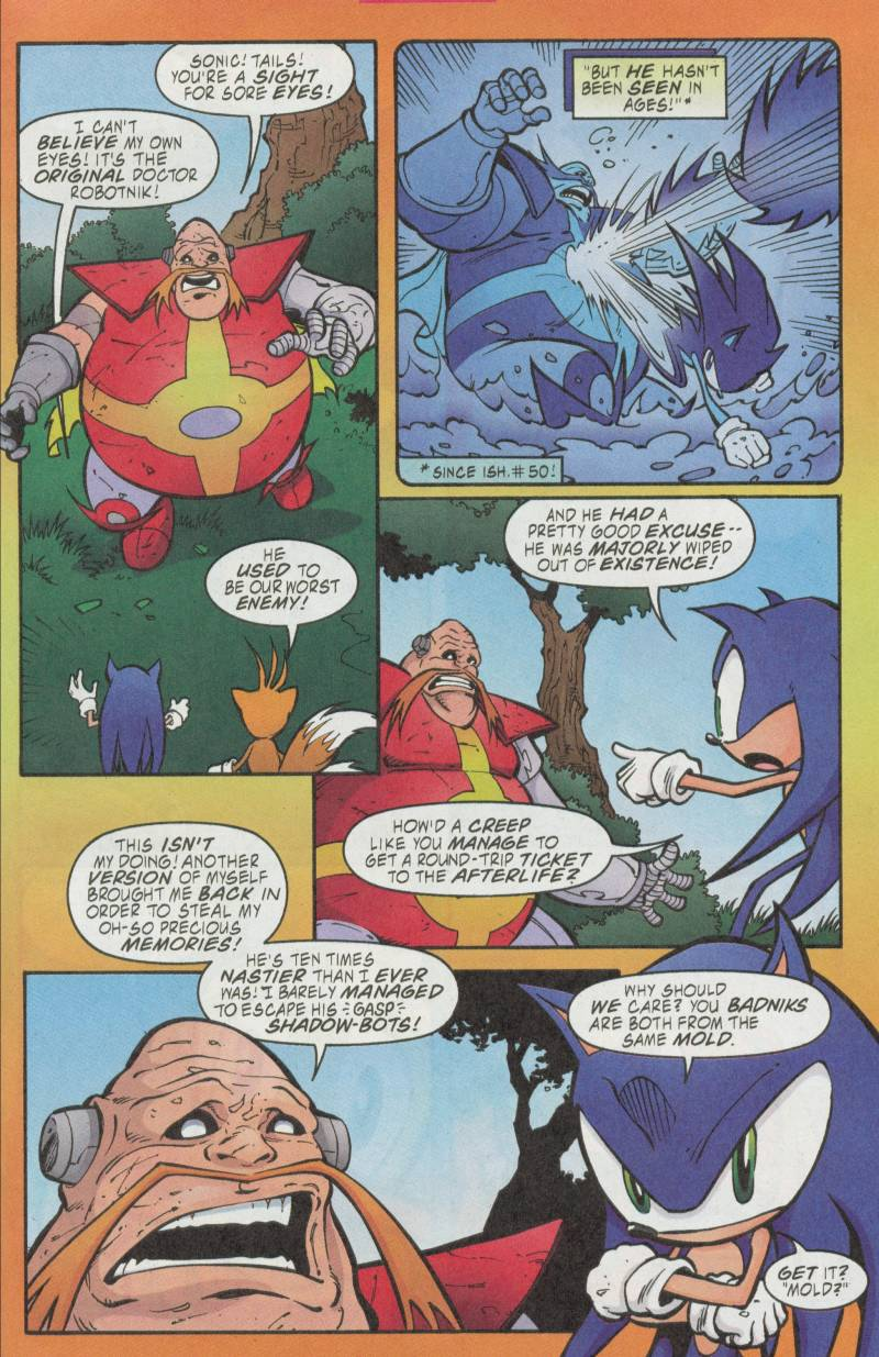 Sonic - Archie Adventure Series May 2002 Page 05