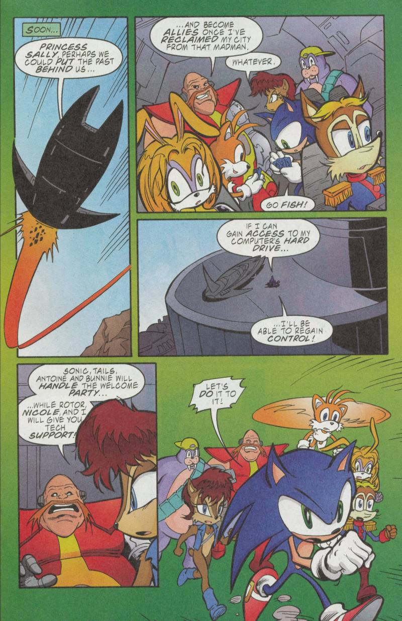 Sonic - Archie Adventure Series May 2002 Page 08