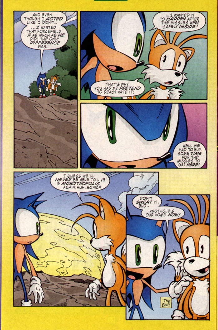 Sonic - Archie Adventure Series July 2002 Page 12