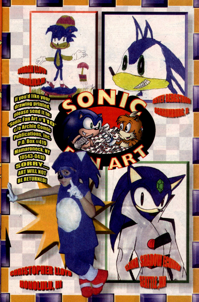 Sonic - Archie Adventure Series July 2002 Page 25