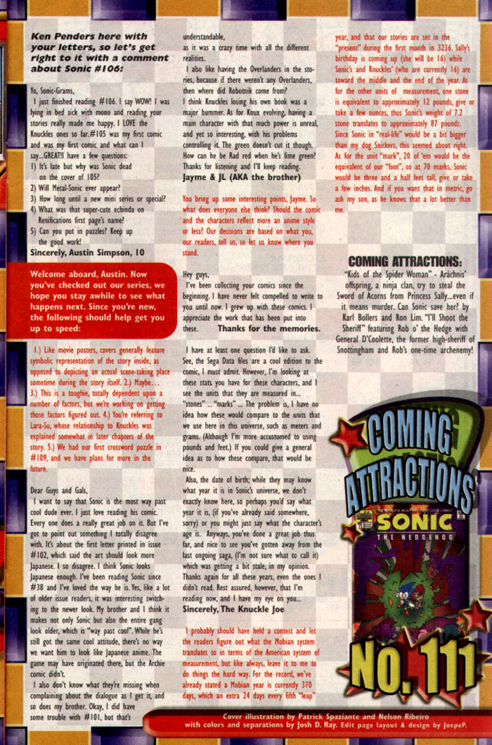 Sonic - Archie Adventure Series July 2002 Page 27