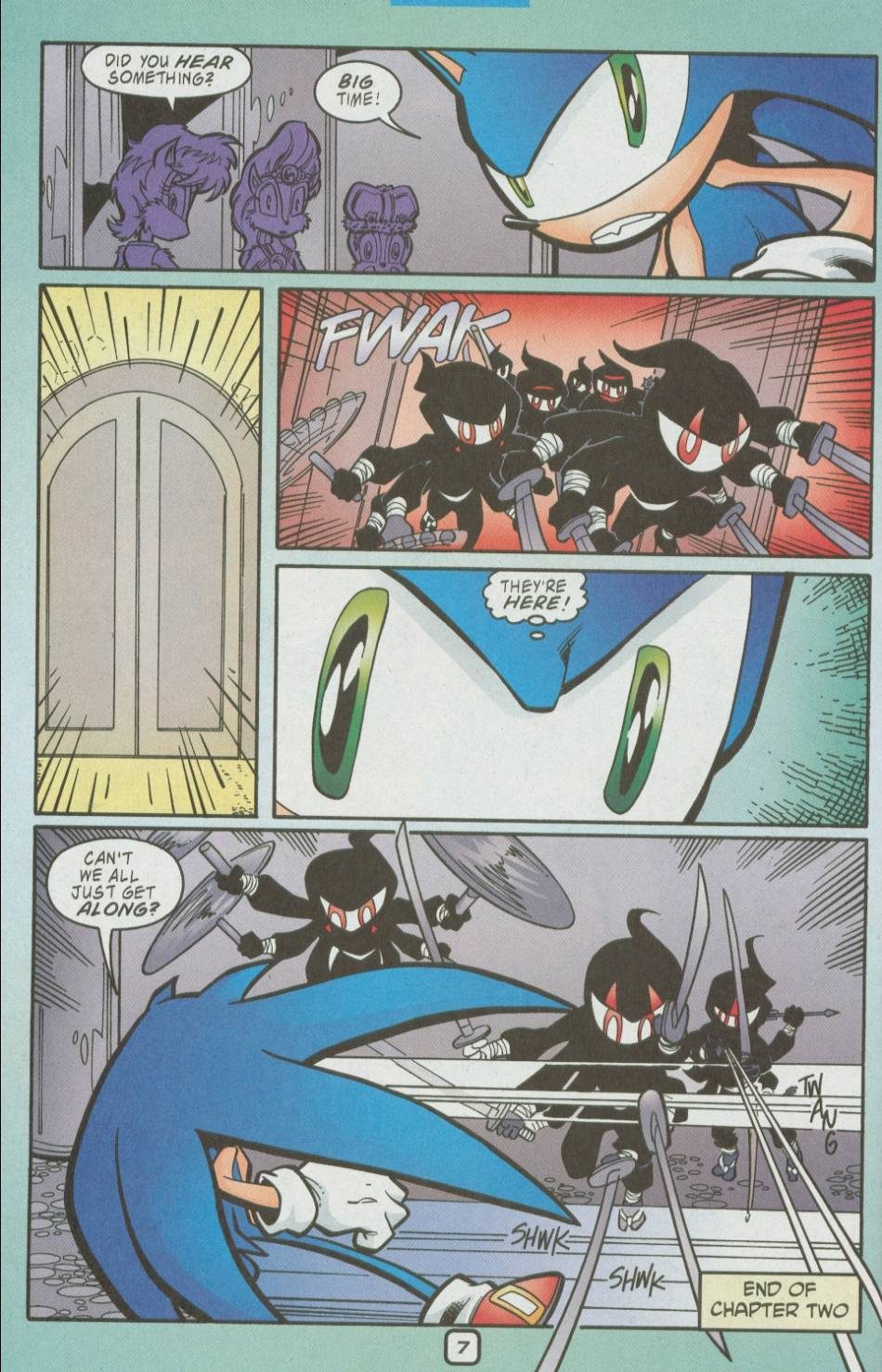 Sonic - Archie Adventure Series August 2002 Page 08