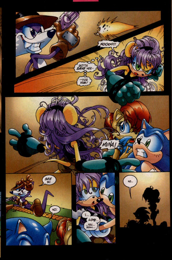 Sonic - Archie Adventure Series July 2003 Page 11