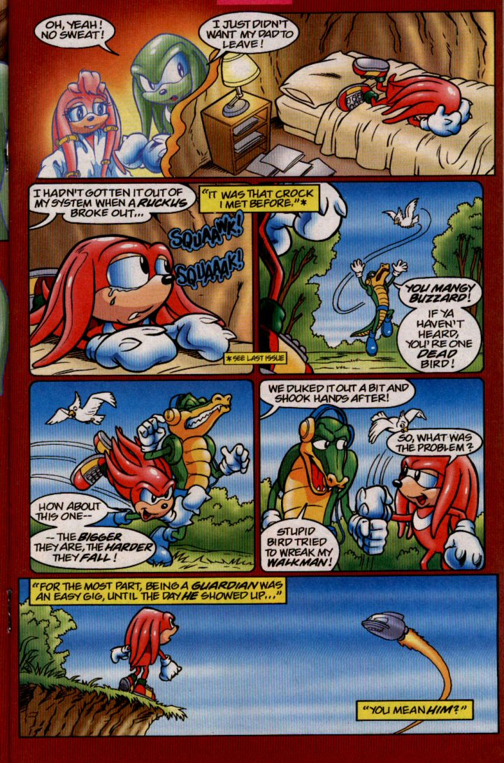 Sonic - Archie Adventure Series July 2003 Page 15