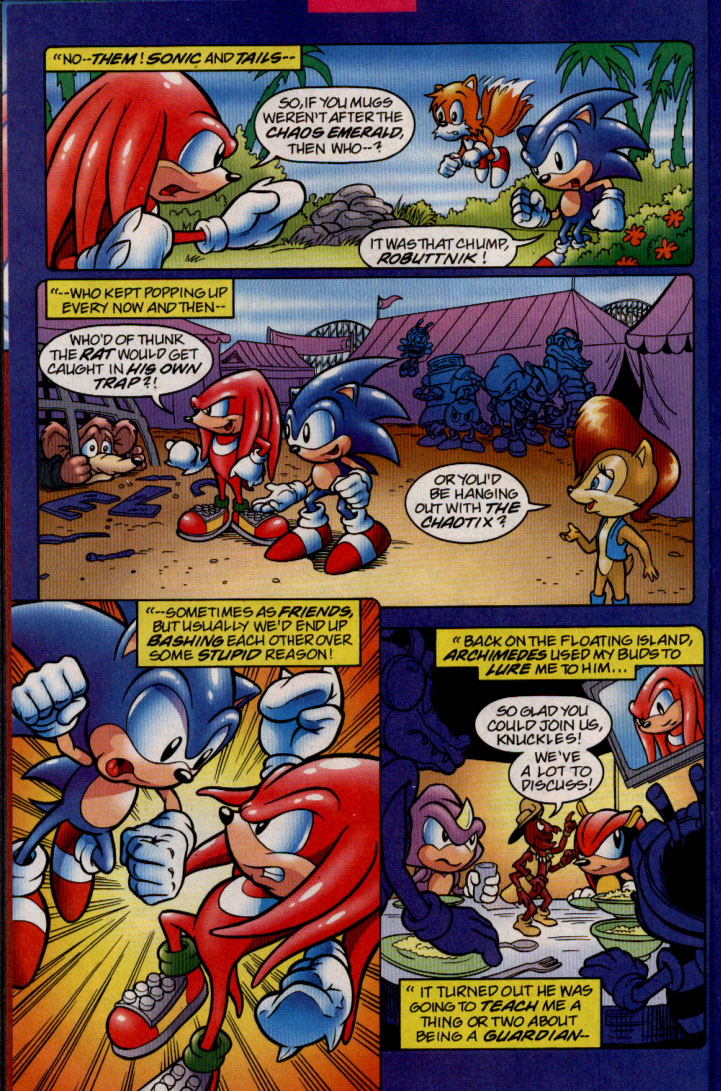 Sonic - Archie Adventure Series July 2003 Page 16