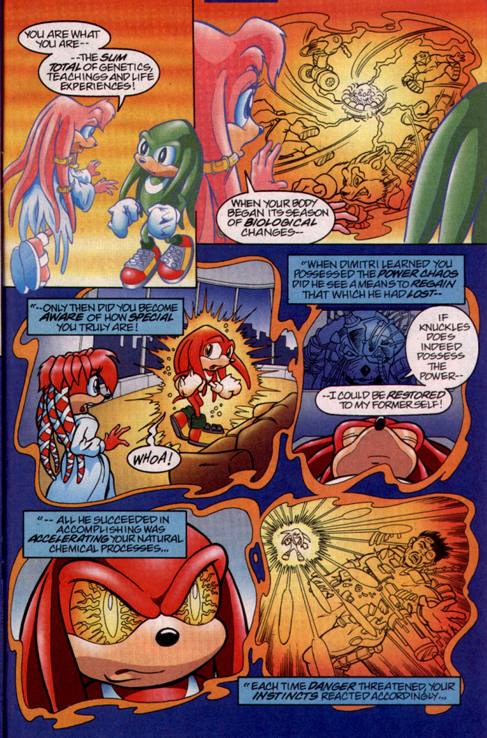 Sonic - Archie Adventure Series July 2003 Page 21