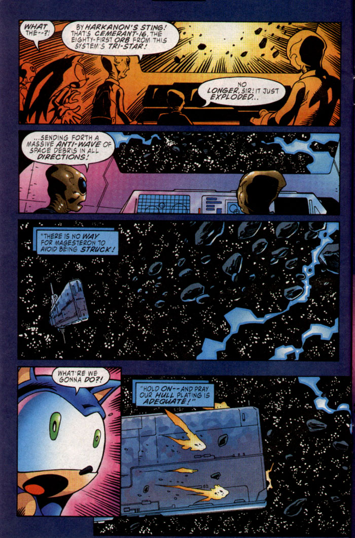 Sonic - Archie Adventure Series November 2003 Page 4