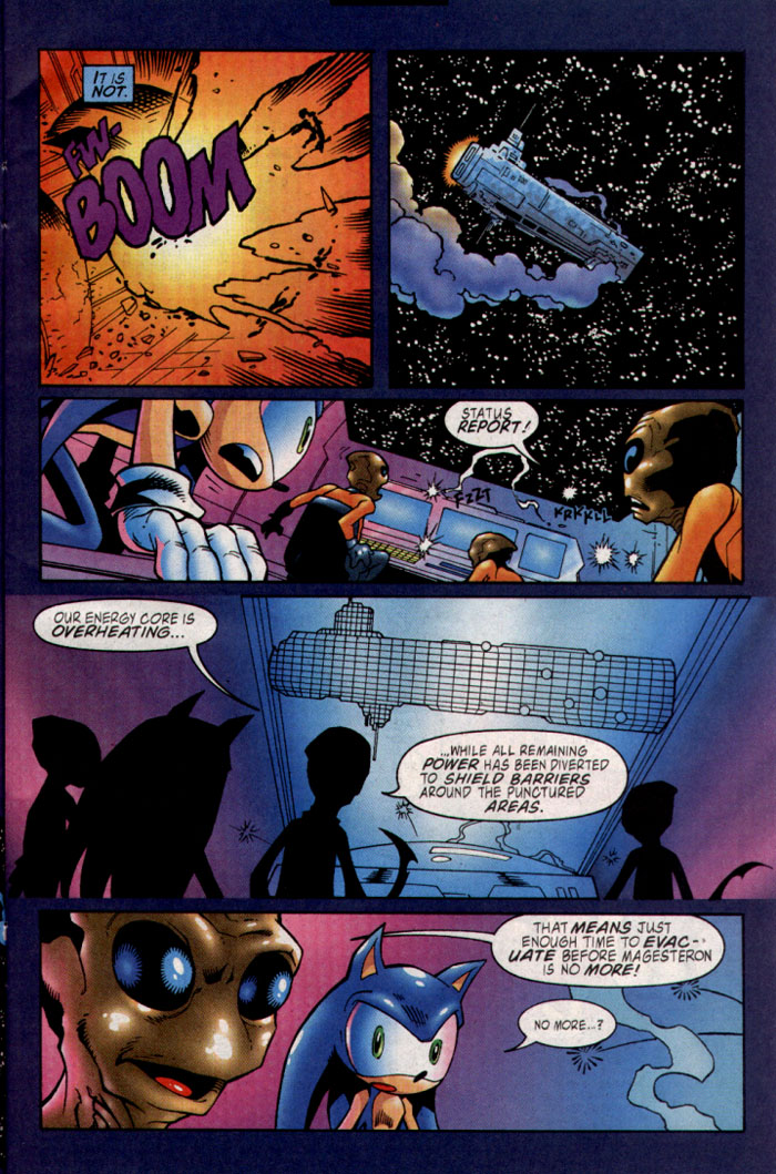 Sonic - Archie Adventure Series November 2003 Page 5