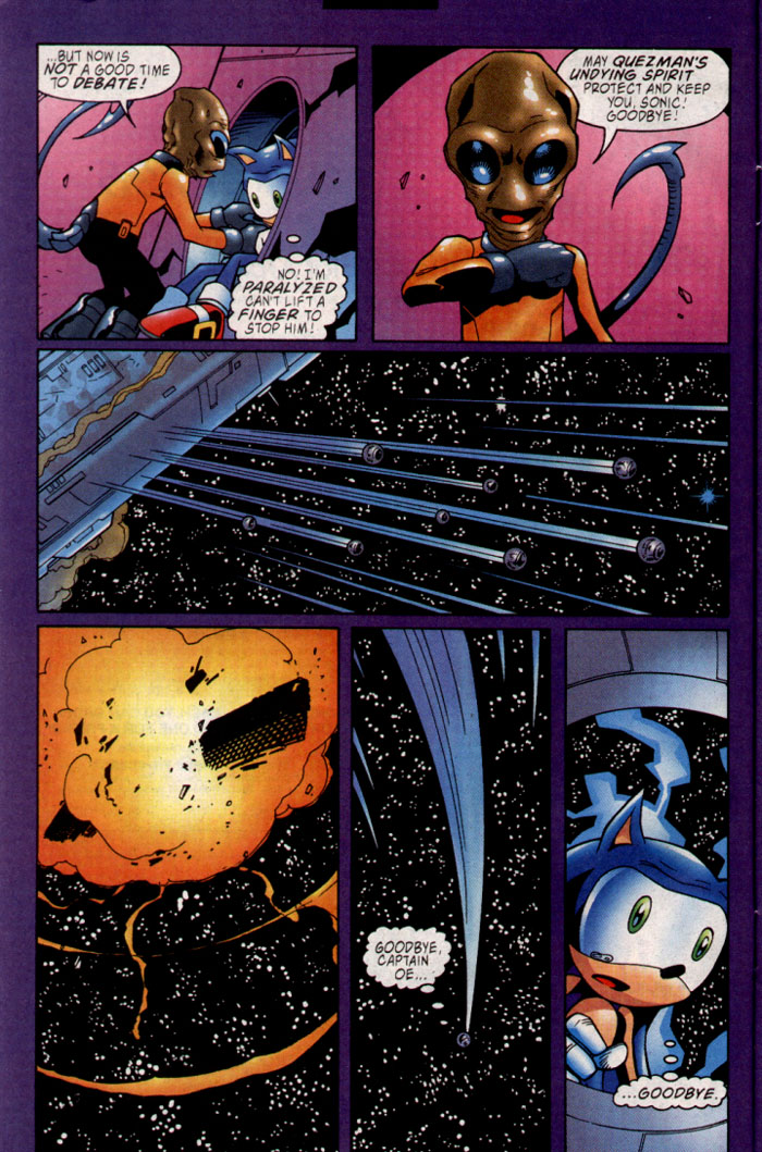 Sonic - Archie Adventure Series November 2003 Page 7