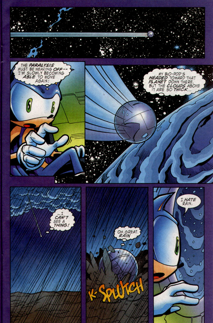 Sonic - Archie Adventure Series November 2003 Page 8