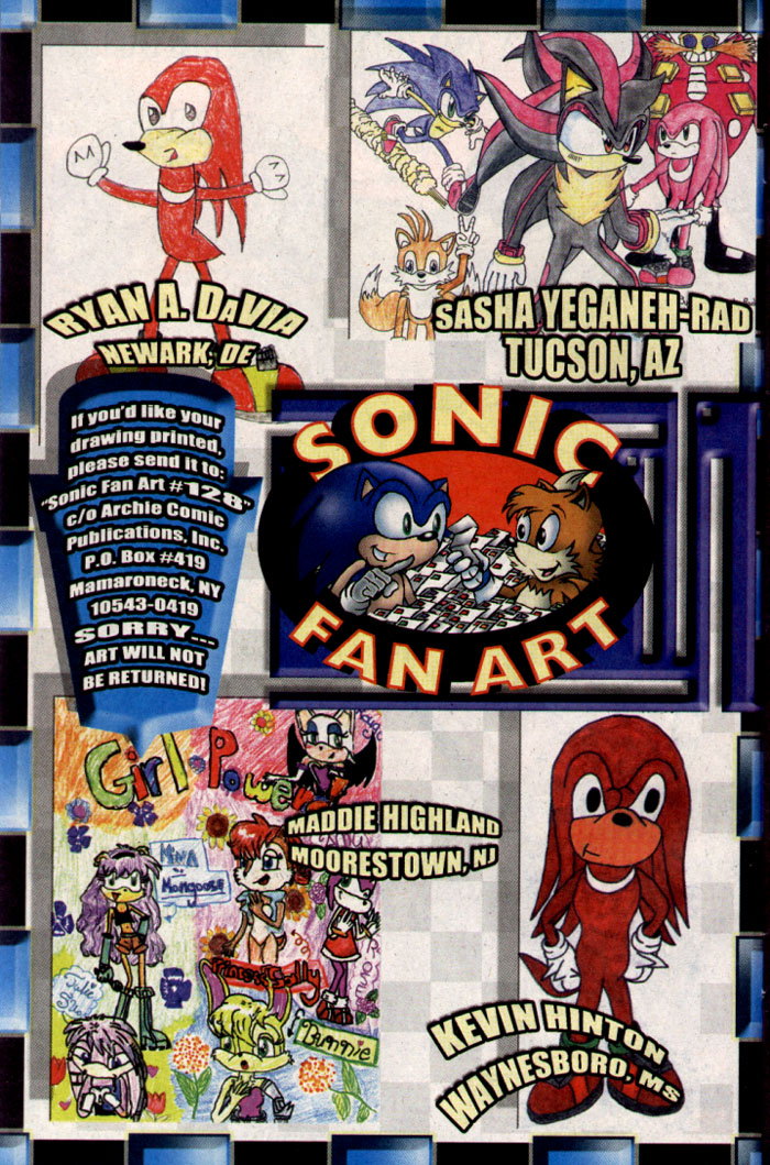 Sonic - Archie Adventure Series December 2003 Page 7